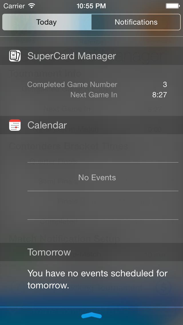 Supercard-Notification-Center